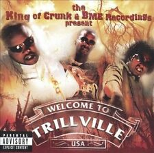 King of Crunk & BME Recordings Present: Trillville [PA] by Lil Scrappy CD NEW