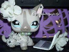 Littlest Pet Shop custom outfit clothes/accessories Poncho Dress (No Pet)