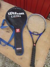 raquette tennis WILSON ultra series softshock titanium tennis racket