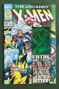 X-Men #304 Marvel Comic Copper Age Storm Colossus Wolverine vf