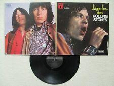 """LP 33T THE ROLLING STONES """"L'âge d'or vol 1 - Carol"""" DECCA 278.009 1973 /"""