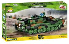 COBI Leopard 2 A 4 / 2618  / 864 blocks  Small Army German tank
