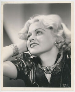 BARBARA PEPPER 1936 Vintage Hollywood Portrait by ERNEST BACHRACH