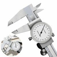 0-200 mm Micrómetro Calibre Vernier para Medición de Altura Profundidad Diámetro