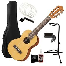 Yamaha GL1 Guitalele Guitar/Ukulele COMPLETE GUITAR BUNDLE