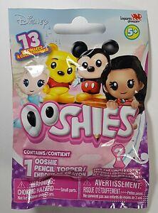 1x Ooshies Random Pencil Topper Blind Bag Winnie Micky Disneys Princess Girl Boy