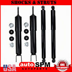 4x4 Front Rear Shocks Absorbers for Chevy Silverado 1500 4WD 1999 - 2007
