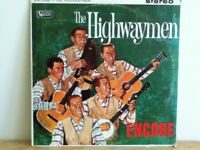 THE  HIGHWAYMEN                 LP       ENCORE