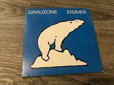Grauzone ‎– Eisbær CD P16 Ships from US