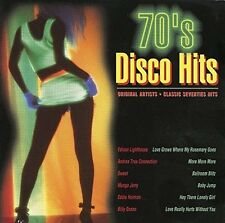 70's Disco Hits (#slam0027) Mungo Jerry, New York City, Maria Muldaur, Lo.. [CD]