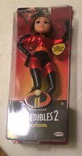 """Disney Pixar Incredibles 2 Elastigirl 11"""" Doll Poseable Costume (New)"""