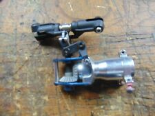 ALIGN TREX 600 / 550 EARLY TYPE TAIL ROTOR GEARBOX BLUE CASING