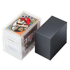 Nintendo Mario HANAFUDA ( Black ) Japanese Traditional Card Game JAPAN