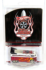 Hot Wheels 2010 24th Annual Collectors Convention VW Drag Bus Low #171/3500