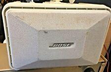 1 Bose 101 Enceinte Compact Blanche ABS