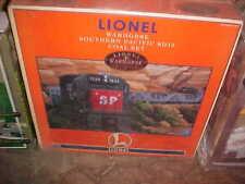LIONEL,,,,,# 11940,,, WARHORSE SP SD-40 COAL TRAIN SET