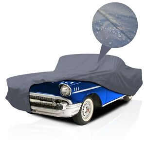 [PSD] Supreme Waterproof Full Car Cover for Ford Torino 1968-1971 Coupe 2-Door