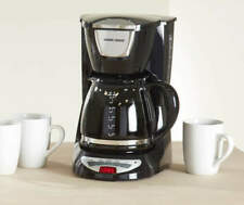 Black & Decker DCM100B 12-Cup* Programmable Coffee Maker with Glass Carafe