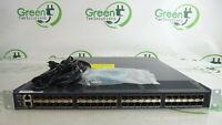 Cisco DS-C9148-32P-K9 32-Port 8Gbps Active 2/4/8GIG FC MDS Fibre Switch 2x PSU