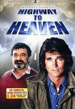 Highway to Heaven: The Complete Second Season [5 Discs] (2013, DVD NEW)