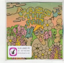 (FO651) Pass The Pain, Only Real - 2014 DJ CD