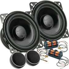 Phonocar 02091 10cm 2 Wege kompo Lautsprecher Set Midranges Woofer & Tweeter