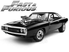 """Fast and Furious"" Dom's 1970 Dodge Charger R/T 1:18 Scale Model CMC97"