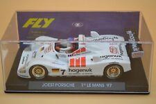 Fly Car Model A42 Joest Porsche Le Mans 1997 Slot Car - BNIB NEVER RUN