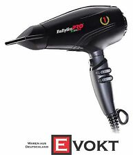 Babyliss PRO Rapido BAB7000IE Professional Hair Dryer 2200W EDM Tech Genuine