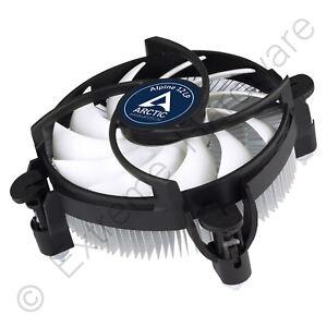 Arctic Alpine 12 LP Low Profile Intel CPU Cooler 75W LGA 1150/1151/1155/1156