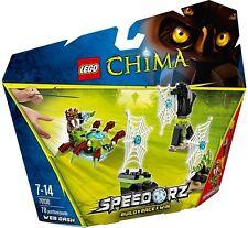 LEGO Chima Speedorz Web Dash #70138 incl. Spider Sparratus Minifigure - BNIB