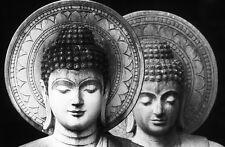 STUNNING BUDDHA STATUES SPIRITUAL CANVAS #671 QUALITY ZEN PICTURE WALL ART A1