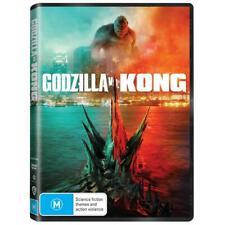 Godzilla VS Kong as Region 4 DVD