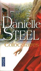 Livre Poche colocataires Danielle Steel 2013 Presses de la Cité book