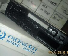 Pioneer KEH M7550  Faceplate              New                      Free Shipping