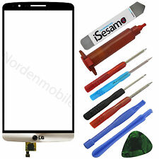 LG Optimus G3 D855 Touchscreen Glas Display Digitizer Gold + UV LOCA KLEBER
