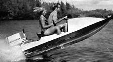 Aquarail - Jet Ski boat, self build plans. only for the adventurous.