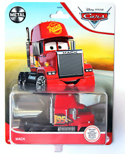 Disney Pixar Cars 2021 Deluxe Metal Series Deluxe Mack Save 8%