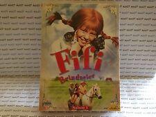 COFFRET 5 DVD FIFI BRINDACIER SAISON 1, 10 EPISODES  NEUF SOUS CELLO