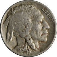 1924-D Buffalo Nickel  Great Deals From The Executive Coin Company - BBNB5822