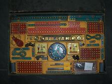 Märklin-Metallbaukasten Nr.: 4A um 1935, absolut komplett! gut