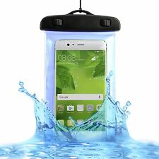 Funda Impermeable a prueba de rayos UV Bolsa Para Huawei P10 Plus