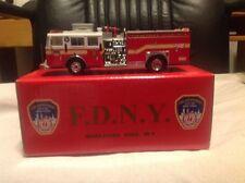 Code 3 FDNY Squad Company 61 Seagrave Pumper Fire Truck 12654