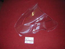 Suzuki GSXR600/750/1000 K1 2001 Double Bubble Race Clear Screen . NEW