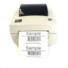 Zebra LP2844Z Label Printer - USB / Serial / Parallel - Royal Mail Recommended