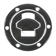 Carbon Fiber Fuel Gas Cap Pad Sticker Decal For BMW K1200GT K1200R K1200S 06-07