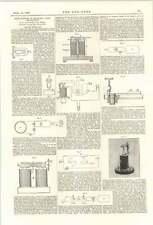 Telegrafía 1899 mejoras en espacio Magnético detectores