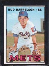 1967 Topps Bud Harrelson #306 Baseball Card