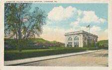 Ligonier PA * Ligonier Valley RR Station  1931 *