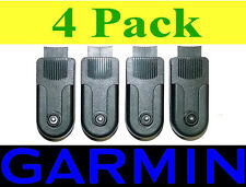 New 4 PacK Lot GARMIN GPSMAP 60 60C 60CS 60CX 60CSX BELT CLIP & BUTTON